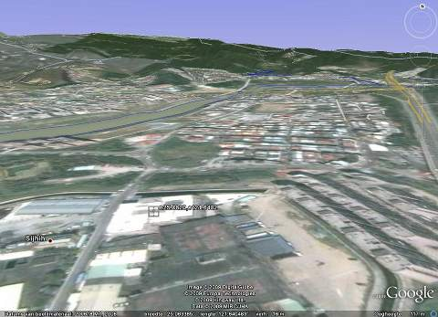 The factory of my Geko GPS