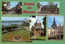 Groeten uit Nijmegen