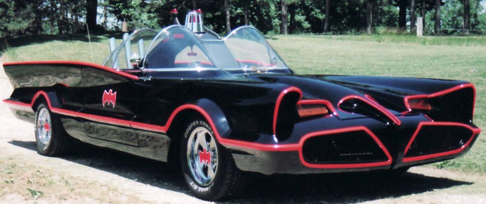 Een moderne auto