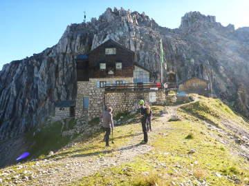 The Meiler Hut